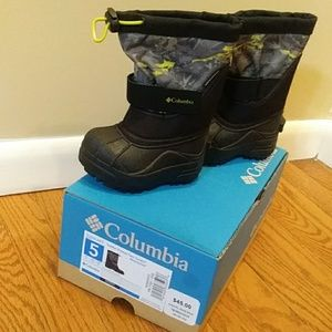 Columbia Toddler snowboots
